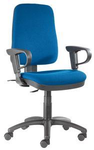 Ariel SY-CPL alta, Sedia operativa per ufficio con schienale alto