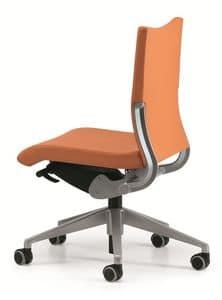 AVIA 4000, Sedia operativa per ufficio, meccanismo traslatore di seduta