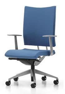 AVIAMID 3412, Sedia comoda e funzionale per uffici operativi