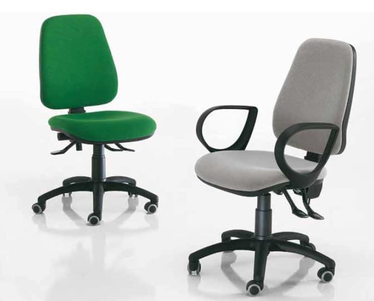 Ufficio Elegante Jobs : Sedia da ufficio su ruote idfdesign