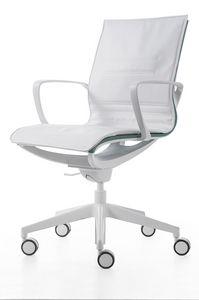 Key Line Plus, Sedia per ufficio con imbottitura removibile