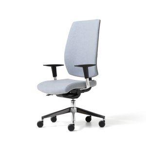 Lead imbottita, Sedia per ufficio imbottita, con regolazioni ergonomiche