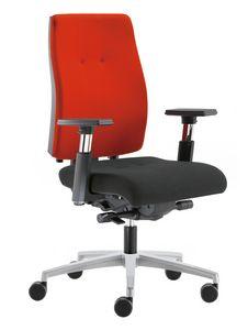 Sax 24, Resistente sedia operativa per ufficio