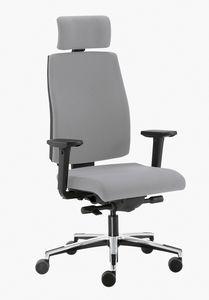 Sax 8, Sedia per ufficio con fascia lombare regolabile