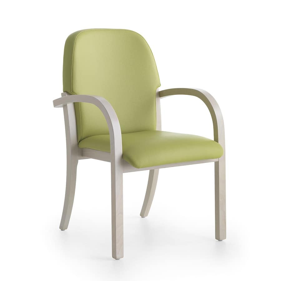 Sedia ergonomica dai colori allegri e forme piacevoli for Sedia ergonomica