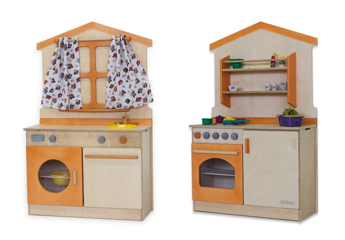 Mobili in legno per l 39 infanzia giochi per bambini creati - Mobiletti in legno ...
