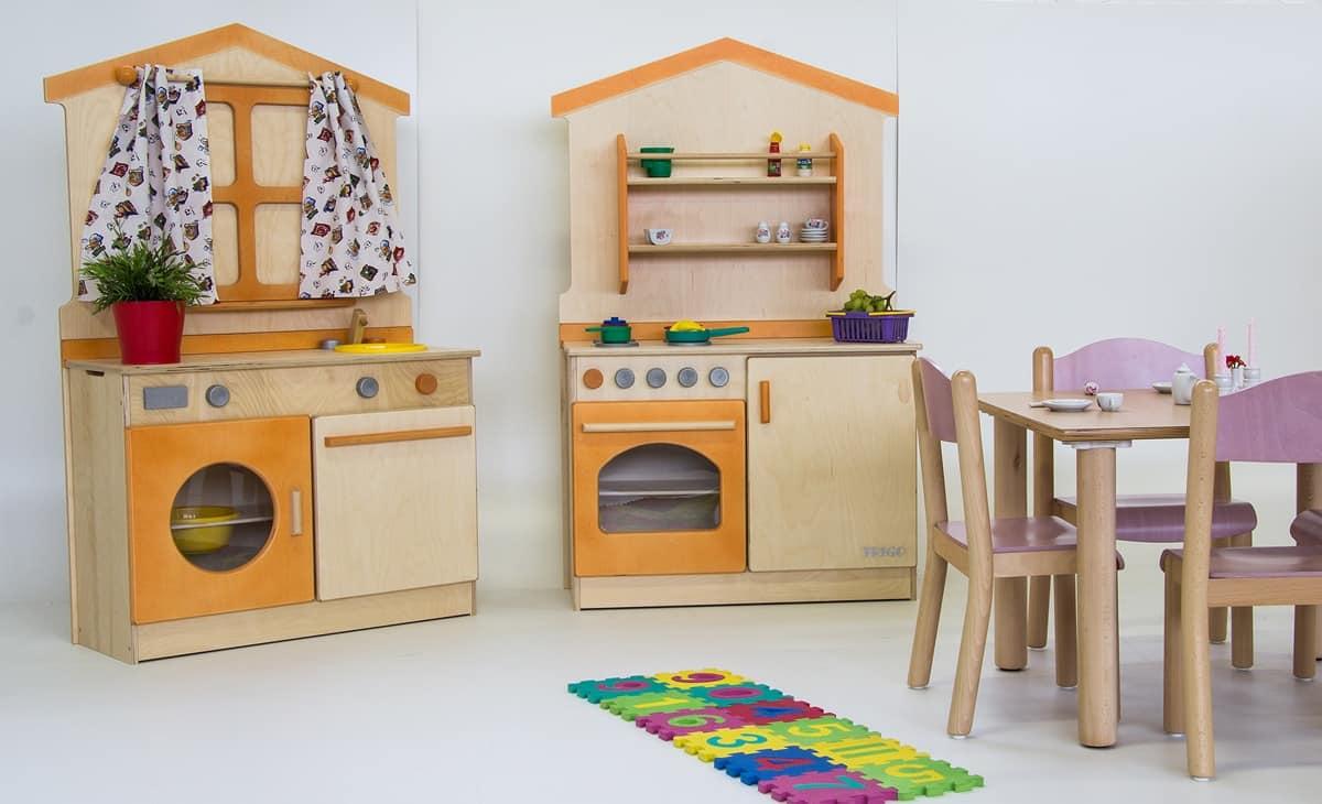 Mobili in legno per l 39 infanzia giochi per bambini creati con vernici atossiche idfdesign - Mobili per bambini design ...