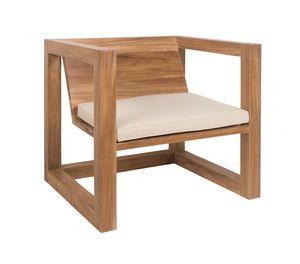 Boxer 0365, Sedia da terrazza, in legno