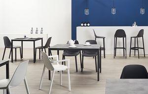 EVA S, Sedia per esterni per bar e ristoranti