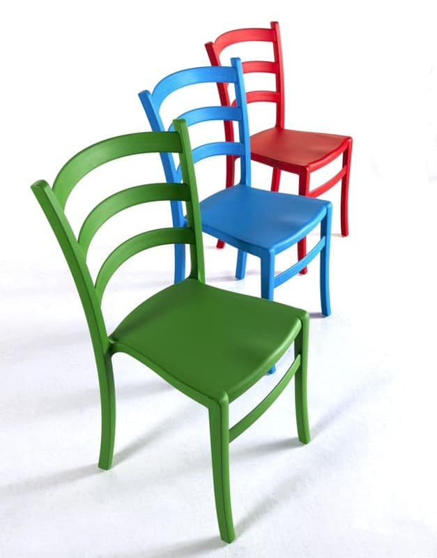 Sedute sedie per esterni idf for Sedia design srl