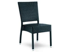 Immagine di MUSICA 760/BL, sedie resistenti alle intemperie