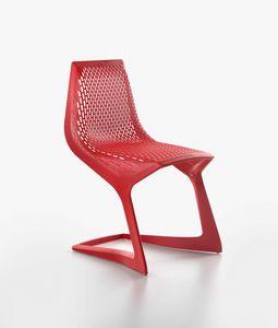 Immagine di Myto mod. 1207-20, sedie sedile schienale plastica