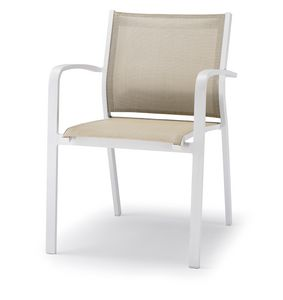 PL 468, Sedia in alluminio per esterno