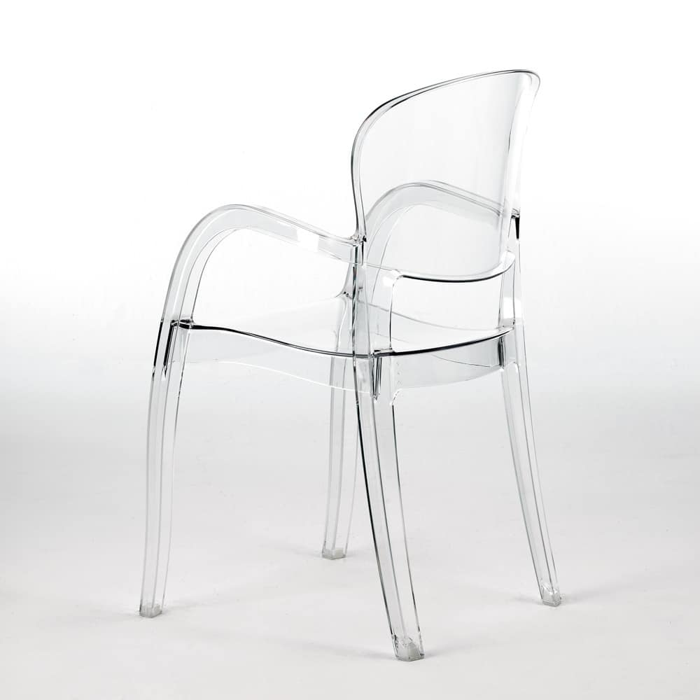 Sedie Pieghevoli Moderne. I Materiali Trasparenti In Prima Linea Per ...