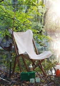 Immagine di 100 Tripolina sedia pieghevole, sedia-richiudibile