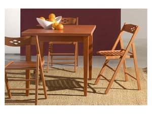 sedute sedie pieghevoli legno idf