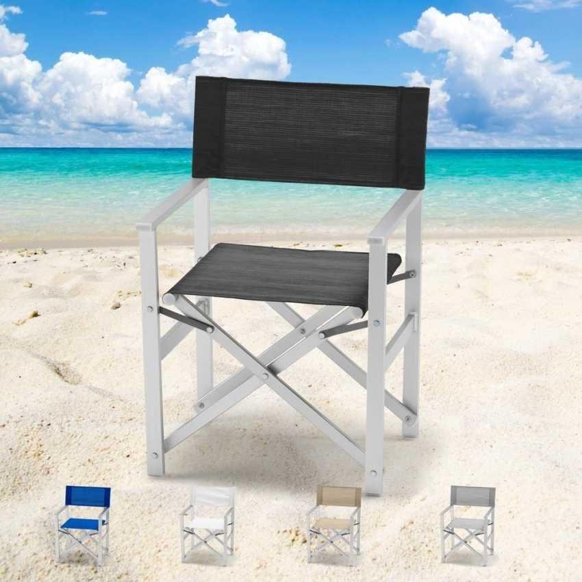 Sedia da mare richiudibile salva spazio idfdesign for Sedia da regista