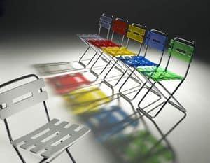 Immagine di Sdry folding chair, sedie salvaspazio