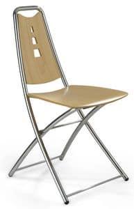 Immagine di Stilo, sedie impilabili