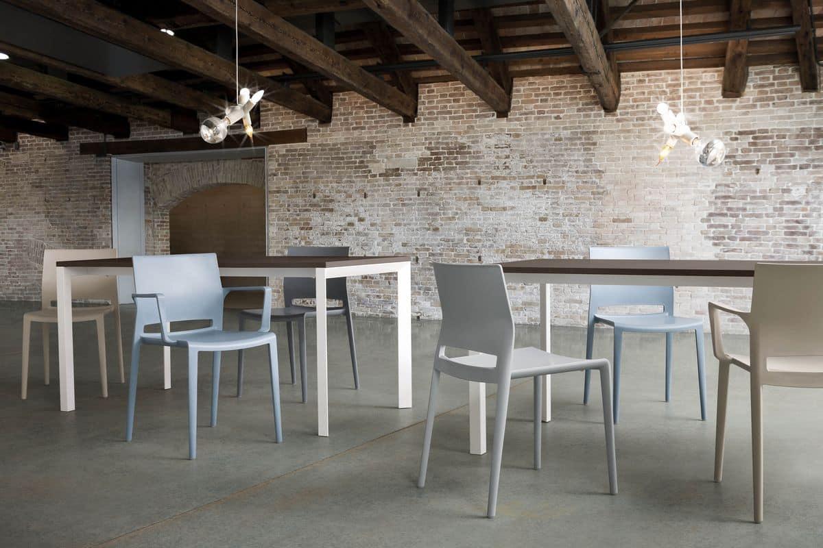 HOME P11 Design Prodotti Sedute Sedie Moderne Design Plastica Senza  #526679 1200 800 Sedie Sala Da Pranzo Moderne