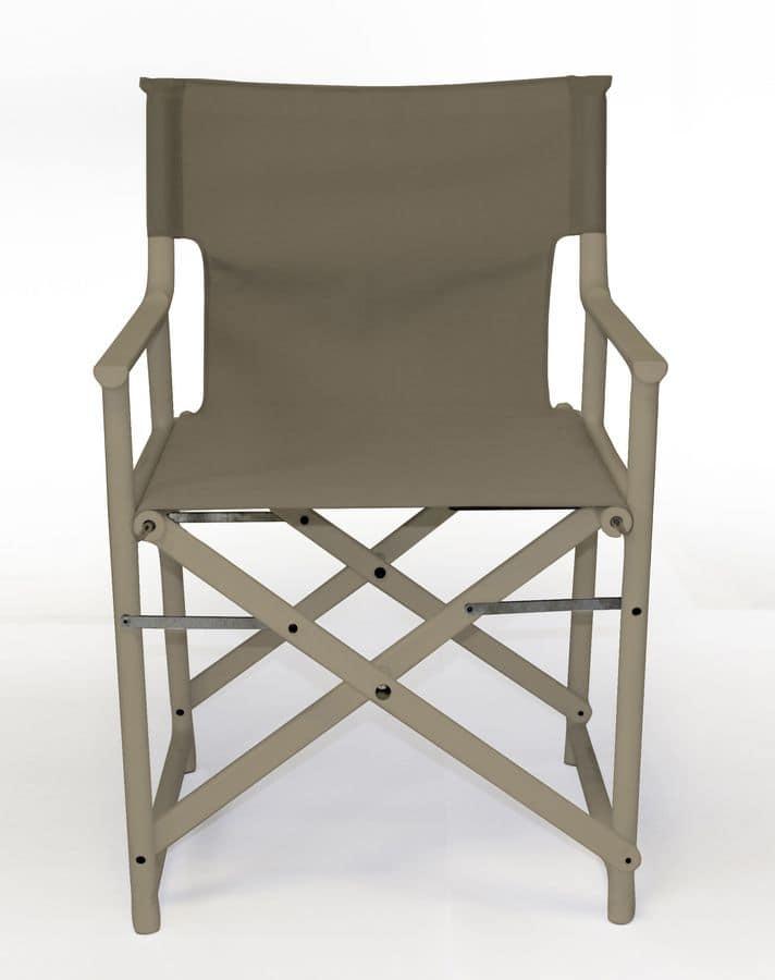 Poltroncina con rivestimento in textilene batyline for Rivestimento sedie