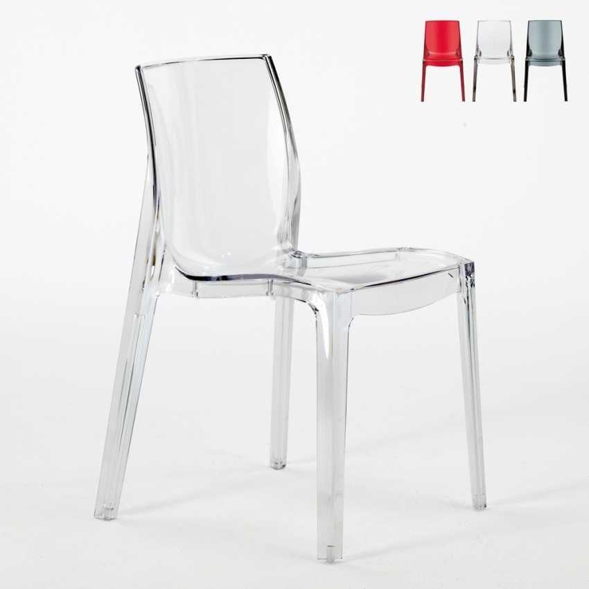 Sedia ignifuga realizzata in plastica prima scelta for Sedie moderne design