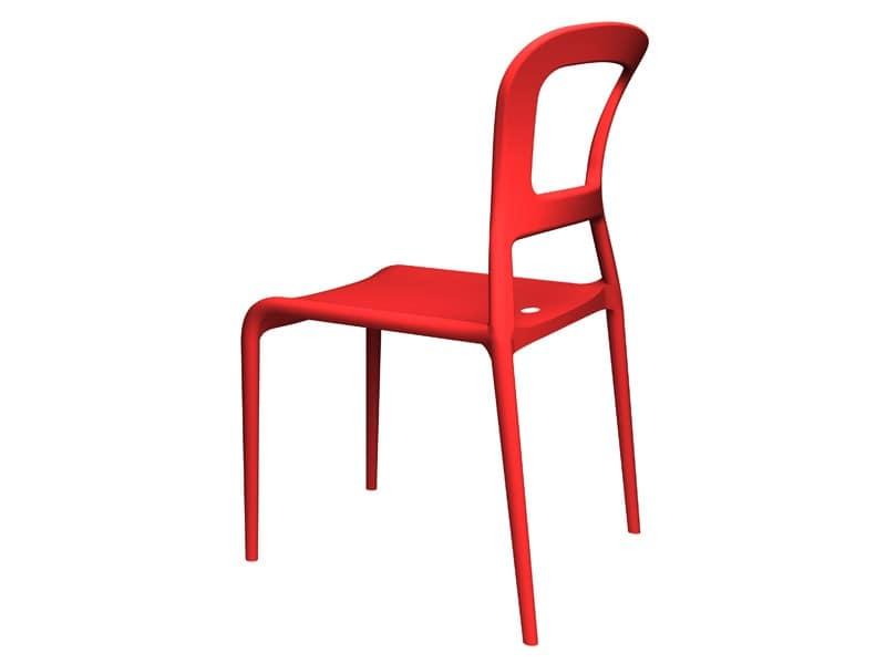 se 2325 sedie resina lounge idfdesign