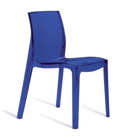 Sedie Per Ristorante Da Esterno.Sedia In Plastica Da Interno E Esterno Per Ristorante Idfdesign