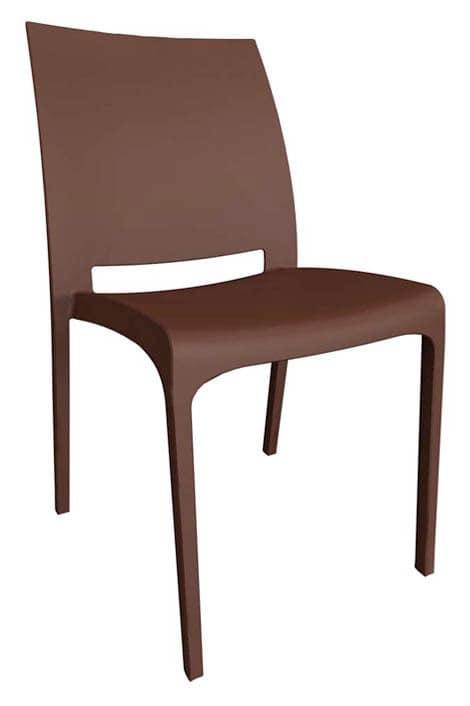 Sedute sedie moderne plastica idf for Sedie moderne design