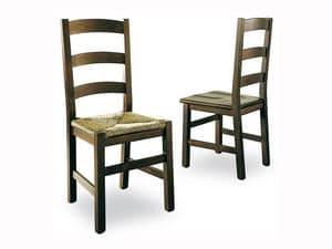 Immagine di 1684, sedie legno rustico