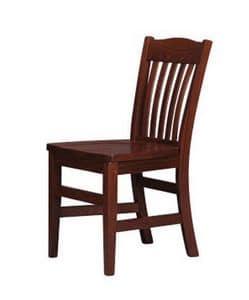 Immagine di 218, sedia legno verniciata