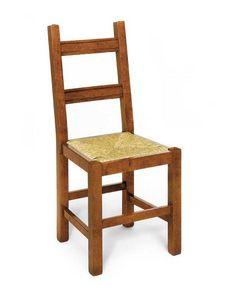 Art. 113, Sedia con seduta in paglia, per taverne