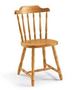 Immagine di Chucky, sedia in massiccio