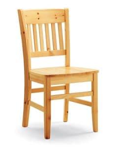 Immagine di Dora, sedia in massiccio