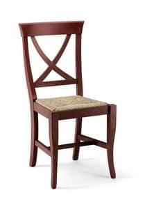 Immagine di Giglio X sedia, sedie paesane