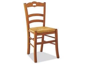 Immagine di LOIRE 42 C, sedie legno naturale