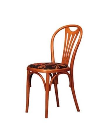 sedia in faggio in stile primi anni 39 900 per bar idfdesign