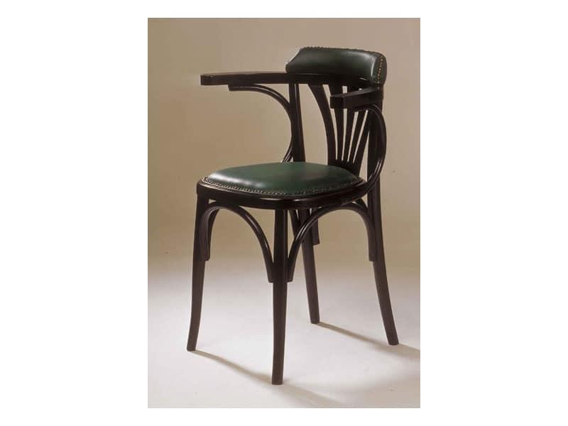 Sedie In Legno Con Braccioli : Arredo sedie viennese thonet legno con braccioli idfdesign