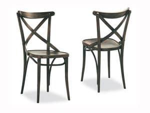 Immagine di 1839/C, sedia legno lavorato