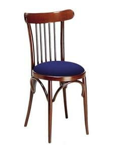 Immagine di 713, sedia-legno-curvato