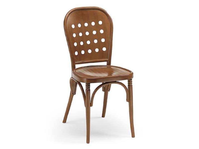 Fori s sedie semplici taverna idfdesign for Sedie design 900