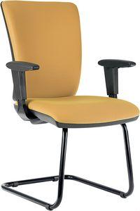 Comfort slitta, Sedia per sala riunione o visitatori ufficio