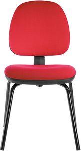 Regal 4 gambe, Comoda sedia per fare accomodare i clienti in ufficio