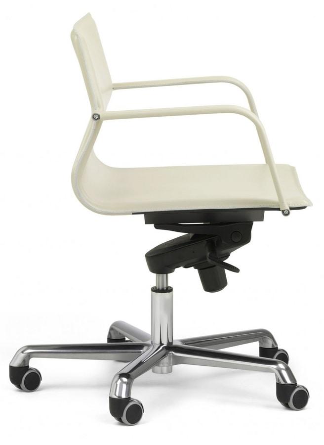 Sedute sedie ufficio idf for Sedie ufficio ergonomiche