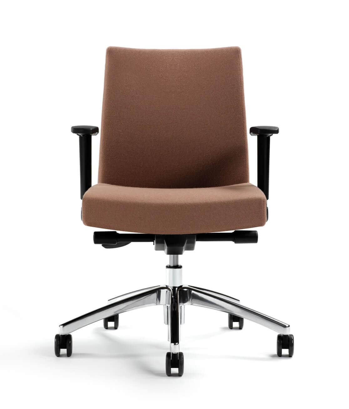 Sedie con ruote per ufficio amministrativo idfdesign for Negozi sedie ufficio