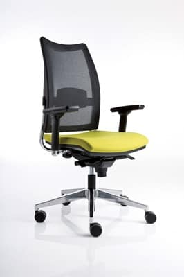 Sedia ufficio moderna overtime imbottita for Sedia ufficio moderna