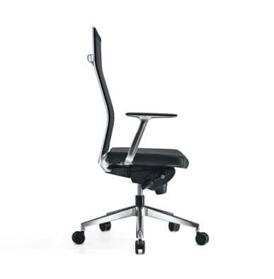 Sedia schienale alto per studi professionali idfdesign for Negozi sedie ufficio