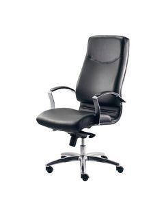 Paris H 530, Elegante sedia per ufficio direzionale, ergonomica
