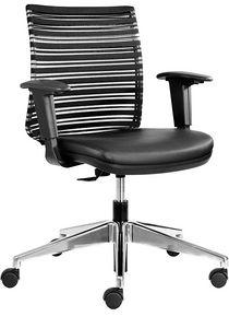 Prestige bassa, Sedia ufficio con schienale basso, per sala riunione