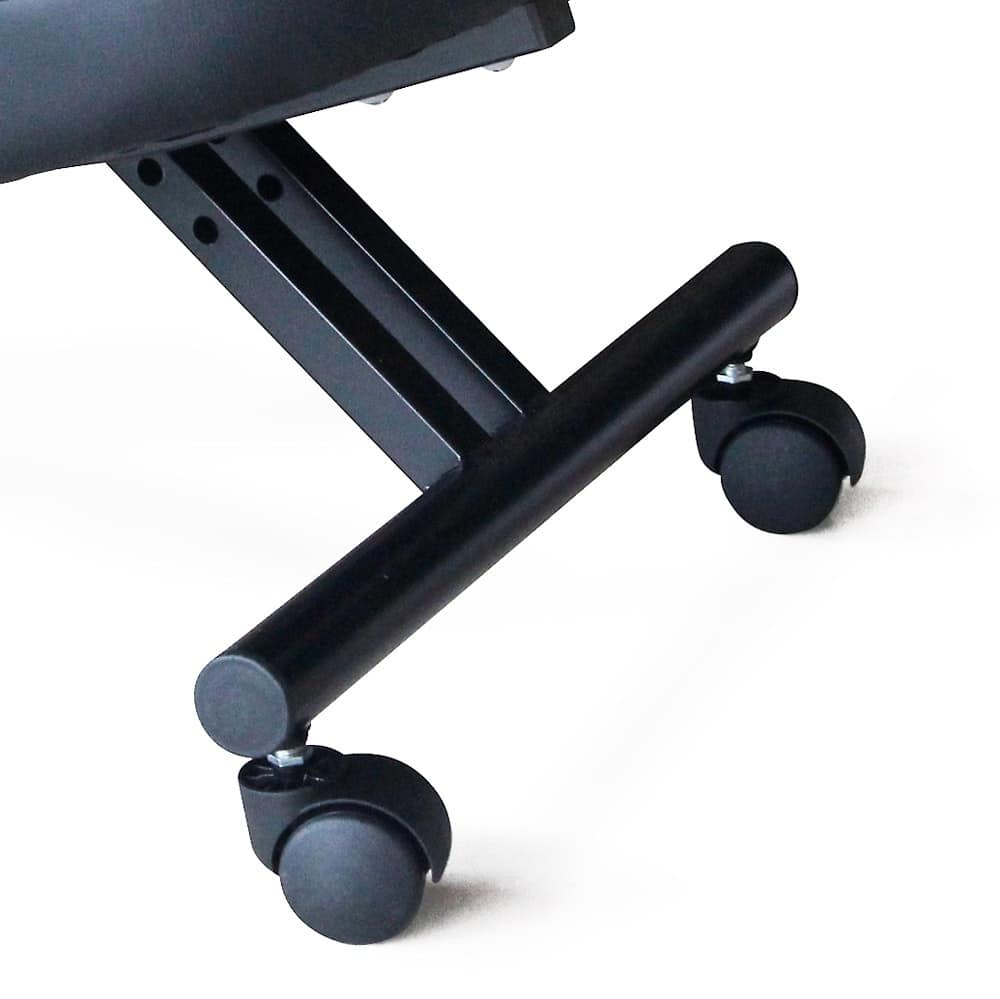 Sedia sgabello ortopedica ergonomica – PN100GAS, Sedia da ufficio, ortopedica, confortevole e pratica